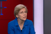 Sen. Warren: US should invest based on values