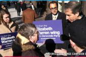 Liberal wing rages at Wall Street Democrats
