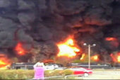 Train tanker fire highlights safety shortfall