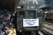 Restored A train a hopeful harbinger for...