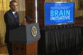 Obama announces bipartisan brain initiative
