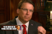 McCrory: 'I've not been served a subpoena'