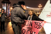 Russia anti-gay law violates Olympic spirit
