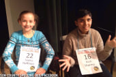 Spelling bee contestants defeat dictionary