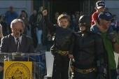 BatKid heroics brings San Francisco to a halt