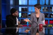 ALMA awards take over MSNBC studios