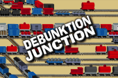Debunktion Junction: Lighten up edition