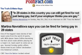 Politifact sullies fact checking again...