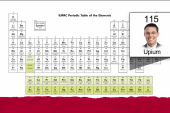 Discovery of new element opens naming...