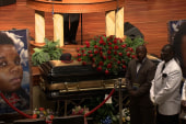 Michael Brown laid to rest in St. Louis