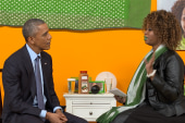 Obama gets marital shock from YouTube star