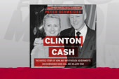 Activist's anti-Clinton book attract media