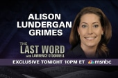 Alison Lundergan Grimes to chat with Lawrence