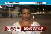 Protest future follows Brown case progress