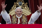 Pope rebukes conservative activist cardinal