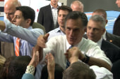Romney surprises with reversal on running