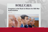 Congress unmoved to work as war deepens