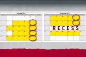 Senate shocks with normal work schedule