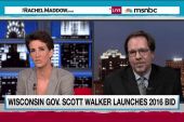 Walker enters race amid Trump cacophony