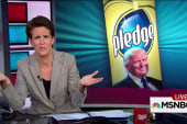 A Trump screw-up: Maddow on his RNC pledge