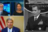 US announces war without declaring it
