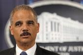 AG Eric Holder rebuilt DOJ from the ground up