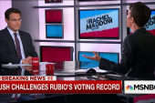 Marco Rubio turns tables on Jeb Bush attack