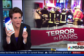 Paris attack bomb maker remains a threat