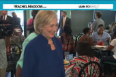 Clinton heads to Texas to push voting rights