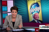 Trump screwed up: Maddow on his RNC pledge