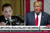 Trump campaign style recalls Wallace in 1968