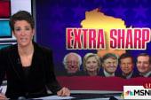 Clinton, Sanders take on judge in Wisconsin