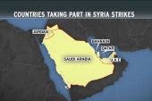 World's eyes on ISIS, Syria after airstrikes