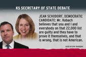 Vote suppression in Kansas backfiring