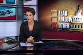 Maddow: 'Imperative' Congress address ISIS