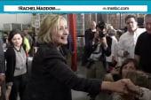 Clinton set for nationwide reintroduction