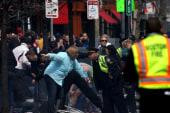 Spectators suffer brunt of Boston explosions
