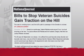 Important veteran suicide bill poised to pass