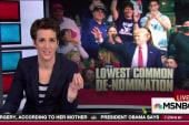 Violence, vulgarity test Trump's appeal