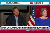 Ignoring Fox News debate game, Kasich surges