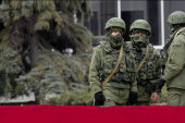 Russia provokes military tension with Ukraine
