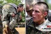Women Rangers end debate over combat ability