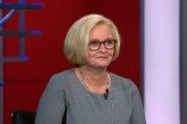 Maddow to McCaskill: You could be president
