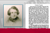Deadly shooting sours Dickens on 1842 America