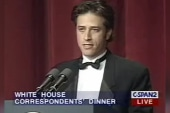 Jon Stewart wins by showing up