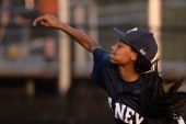 13-year-old girl leads team to World Series