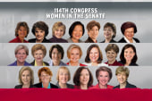 Female senators perform job better: study