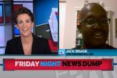 Friday Night News Dump, Unendorsement edition