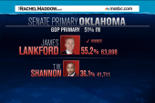 Coburn replacements do battle in Oklahoma