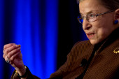 Democrats anxious over Ginsburg health lapse